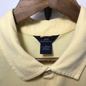 Men's Brooks Brothers XL SS Button up relaxinstyle